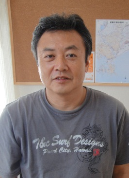 「震災支援の会(サポートチームG)」代表市原信行さん