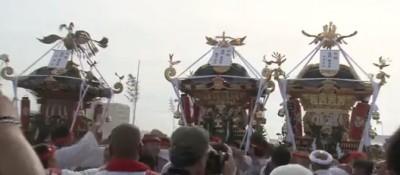 茅ヶ崎浜降祭