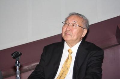 今年4月から新たに「はまぎん こども宇宙科学館」館長に就任したJAXA技術参与・名誉教授 的川泰宣さん