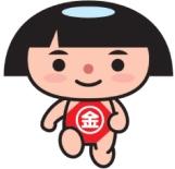 神奈川県公式フェイスブックページのキャラクター「かながわキンタロウ」