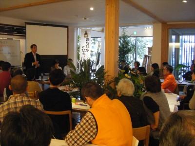 市民に開放したコミュニティスペースでは、さまざまなイベントが開催されている