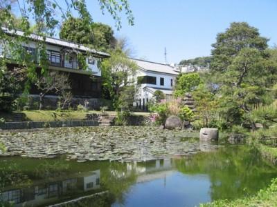 松永記念館(小田原市ホームページより)